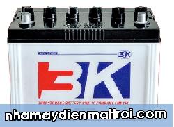 Ắc quy 3K 12V-85Ah (NX120-7R/L)
