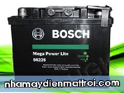 Ắc quy Bosch khô 12V-62Ah (DIN56225)