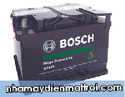 Ắc quy Bosch khô 12V-74Ah (DIN57428)