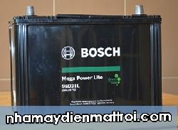Ắc quy Bosch khô 12V-80Ah (95D31R/L)
