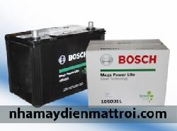 Ắc quy Bosch khô 12V-90Ah (105D31R/L)