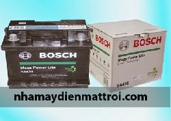 Ắc quy Bosch nước 12V-44Ah (DIN54421)