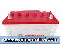 Ắc quy Bosch nước 12V-65Ah (65D26R/L)