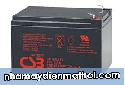 Ắc quy CSB 12V-12Ah (CP12120F2)