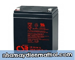 Ắc quy CSB 12V-5Ah (HR1221W)