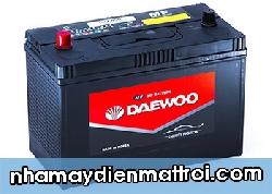Ắc quy Daewoo 12V-100Ah (CMF100R/L)