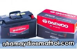 Ắc quy Daewoo 12V-100Ah (DIN60044)