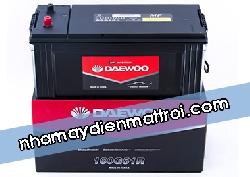 Ắc quy Daewoo 12V-150Ah (160G51R)