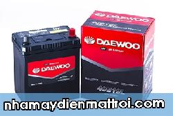 Ắc quy Daewoo 12V-40Ah (50B19R/L)
