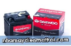 Ắc quy Daewoo 12V-43Ah (DIN54321)