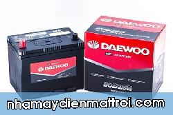 Ắc quy Daewoo 12V-70Ah (80D26L/R)