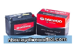 Ắc quy Daewoo 12V-90Ah (105D31R/L)