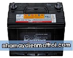Ắc quy Delkor 12V-75Ah 90D26L/R
