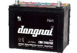 Ắc quy Đồng Nai khô dùng cho ô tô 12V-50Ah (CMF50D26(R/L))