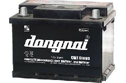 Ắc quy Đồng Nai khô dùng cho ô tô 12V-60Ah (CMFDIN60)