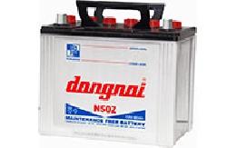 Ắc quy Đồng Nai nước dùng cho ô tô 12V - 60Ah (N50ZL)