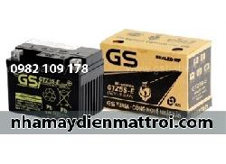 Ắc quy GS 12V – 3.5Ah GTZ5S-E xe Future Neo, Wave RS