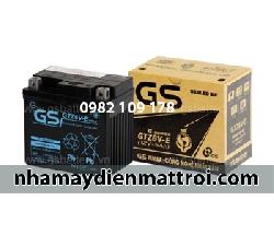 Ắc quy GS 12V - 6Ah GTZ6V-E xe PCX, Atila,…