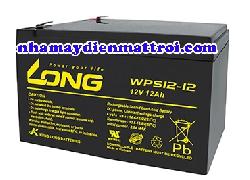 Ắc quy Long 12V-12Ah (WPS12-12)