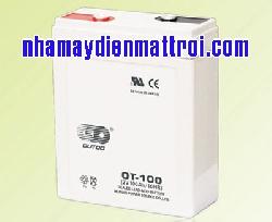 Ắc quy Outdo 2V-100Ah (OT100-2)