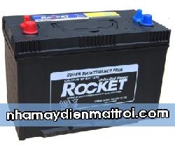 Ắc quy Rocket 12V-100Ah (1000 LA)