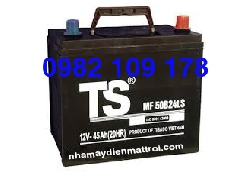 Ắc quy Tia Sáng khô 12V-45Ah (MF50B24 R/L S)