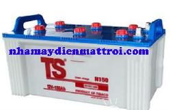 Ắc quy Tia Sáng nước 12V-150Ah (N150)