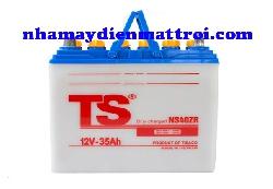 Ắc quy Tia Sáng nước 12V-35Ah (NS40Z R/L)