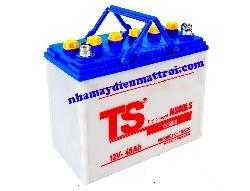 Ắc quy Tia Sáng nước 12V-45Ah (NS60 R/L/S)