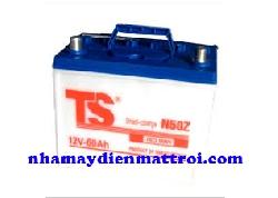 Ắc quy Tia Sáng nước 12V-60Ah (N50Z R/L)