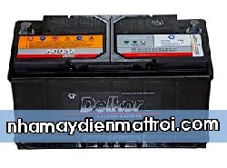 BìnhẮc quy Delkor 12V-100Ah (DIN60038)