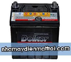 BìnhẮc quy Delkor 12V-35Ah (DIN53518)