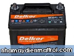 BìnhẮc quy Delkor 12V-40Ah (MFDF40AL)