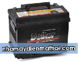 BìnhẮc quy Delkor 12V-43Ah (DIN54313)