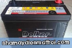 BìnhẮc quy Delkor 12V-45Ah (NS60LS)