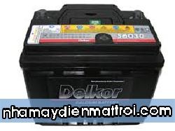 BìnhẮc quy Delkor 12V-65Ah (DIN56530)