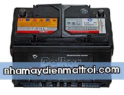 BìnhẮc quy Delkor 12V-75Ah (DIN57539)