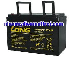 BìnhẮc quy Long 12V-100Ah (KPH100-12N)