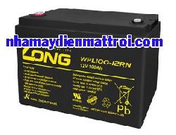 Bình Ắc quy Long 12V-100Ah (WPL100-12RN)
