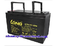 BìnhẮc quy Long 12V-110Ah (KPH110-12N)