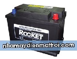 BìnhẮc quy Rocket 12V-55Ah (55565/59)