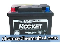 BìnhẮc quy Rocket 12V-71Ah (57113)