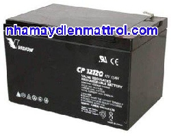 BìnhẮc quy Vision 12V-12Ah (CP12120)