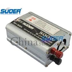 Bộ chuyển đổi điện- inverter SUOER 500W-12V SSA-500A