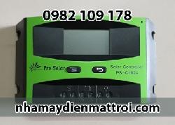 Bộ điều khiển sạc năng lượng mặt trời Pro Solar  PS-C1024-10A 12V/24V  auto