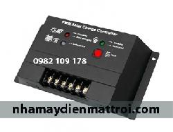 Bộ điều khiển sạc Năng lượng mặt trời 40A màu đen12V/24V auto (PWM40-DEN)