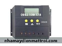Bộ điều khiển sạc năng lượng mặt trờiPWM604860A 48V màu đen