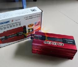Bộ kích điện - inverter SUOER 12V-1000W SBD-1000 có màn hình hiển thị