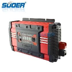 Bộ kích điện sine chuẩn 2000w 24v sang 220v có đồng hồ hiển thị