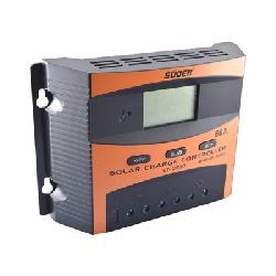 điều khiển sạc năng lượng mặt trời PWM 60A 12v/24v auto